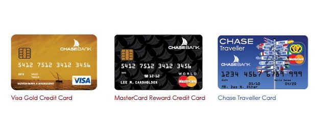 Chase Bank MasterCard Reward Credit Card