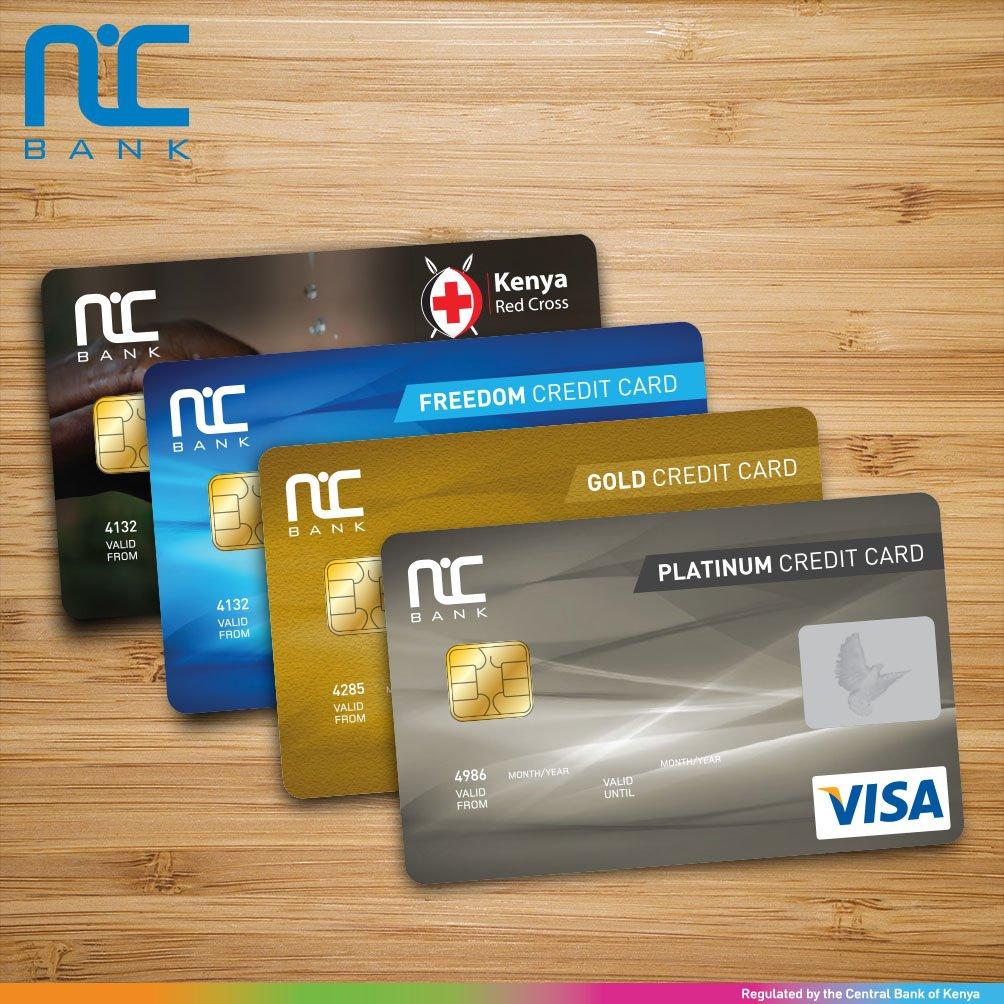 NIC Bank Gold Credit Card