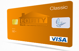 Equity Bank Classic Credit Card