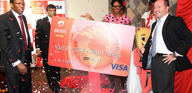 Chase Bank Airtel Money Card