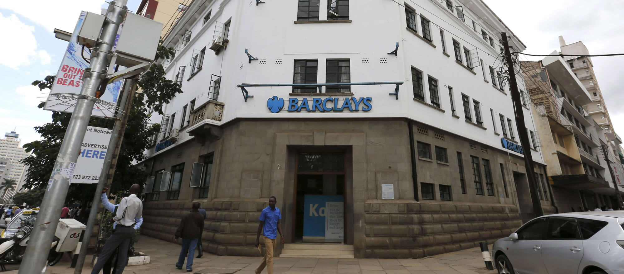 Business Club Account - Barclays Bank Kenya