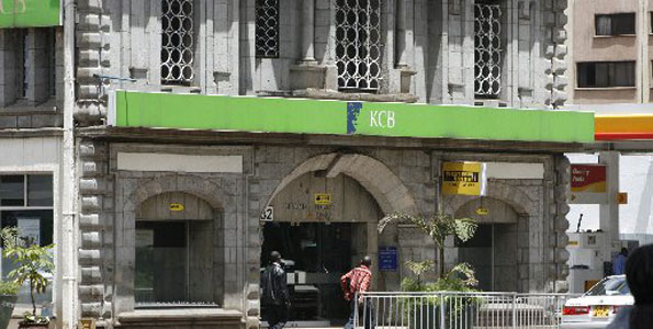 KCB Corporate Cards